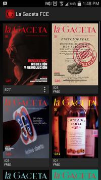 La Gaceta FCE poster