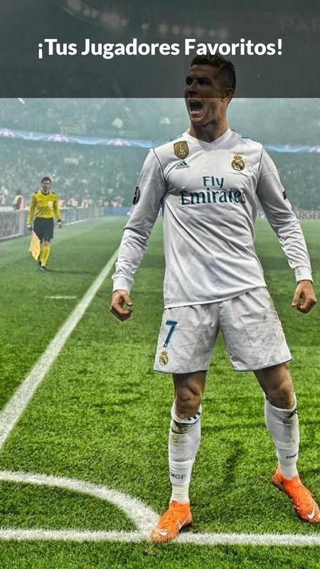 Fondos pantalla de futbol hd for android apk download for Fondos de pantalla de futbol