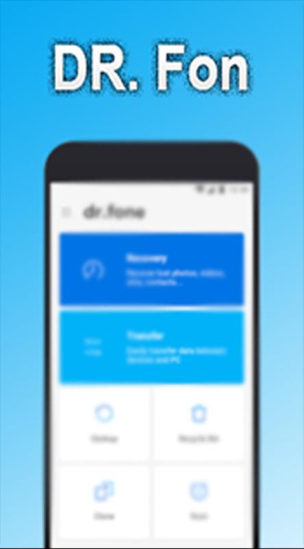 dr fone android free