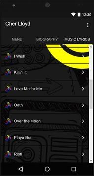 Cher Lloyd - Activated apk screenshot