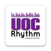 UOC Rhythm. icon