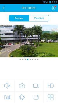 Foscam NVR screenshot 1