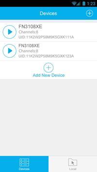 Foscam NVR apk screenshot