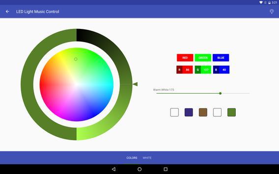 LED Light Music Control apk screenshot