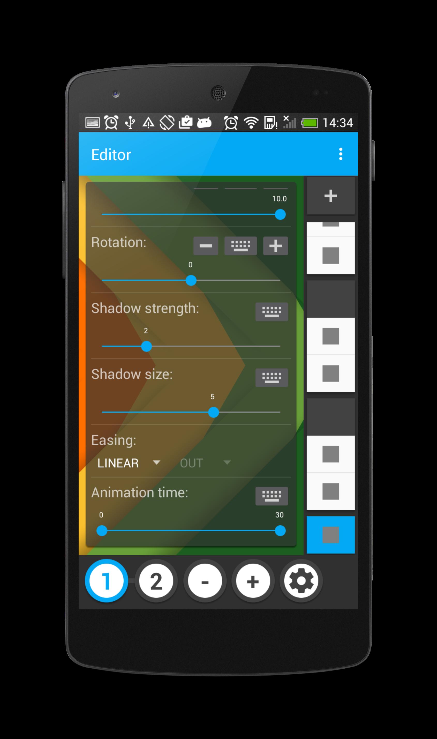 無料で「WallMate - live wallpaper maker/animator」アプリの最新版 APK1 ...