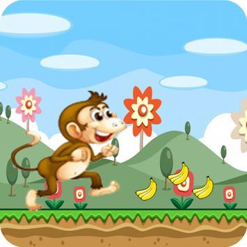 Running Monkey Games SubwayRun apk screenshot