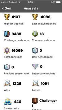 Stats Royale for Tracker apk screenshot
