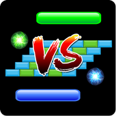 Brick Duel for two players icon