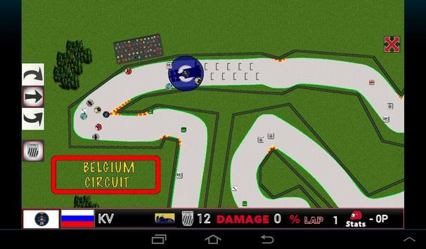 Formula Stars One poster