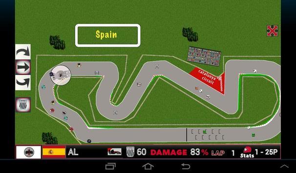 Formula Stars One apk screenshot