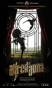 Alfred & Anna AR poster