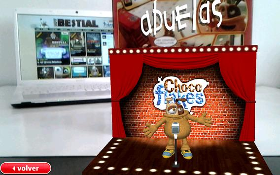 Monólogos Bestiales apk screenshot