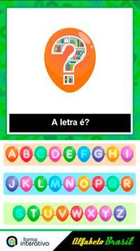 Alfabeto Brasil screenshot 2