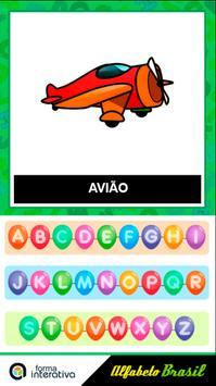 Alfabeto Brasil apk screenshot