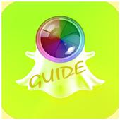 Contact Free Snap-chat icono