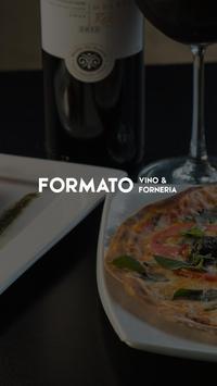 Formato Vino & Forneria poster