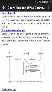 Formation UML screenshot 2