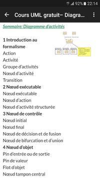 Formation UML screenshot 3