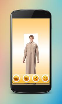 Arab Man Fashion apk screenshot