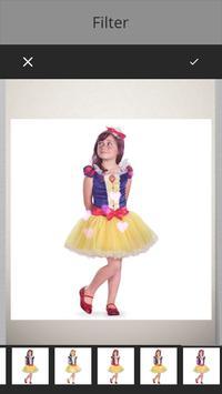 Baby Girl Fashion Suit apk screenshot