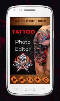 Tattoo Photo Editor poster