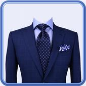 Formal Men Photo Suit icon