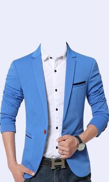 Formal Men Photo Suit apk screenshot