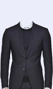 Formal Men Photo Suit poster