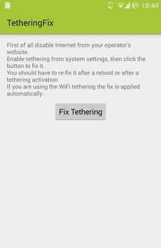DF Tethering Fix poster
