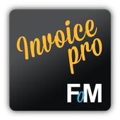 Invoice Pro from FoM icon