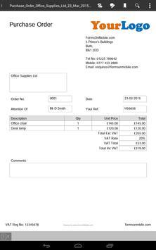 Invoice Pro from FoM screenshot 14