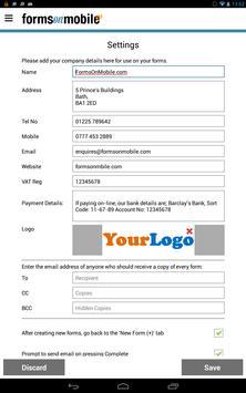 Invoice Pro from FoM screenshot 15