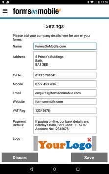 Invoice Pro from FoM screenshot 23