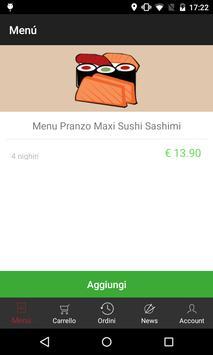 This is not a Sushi bar apk screenshot