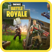 Fortnite Mobile Battle Royale Wallpaper Amoled 4k icon