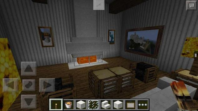 Forniture mod Ideas -Minecraft poster
