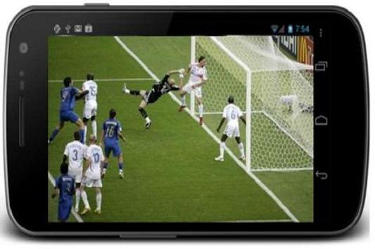 Football TV Channels Live HD screenshot 1