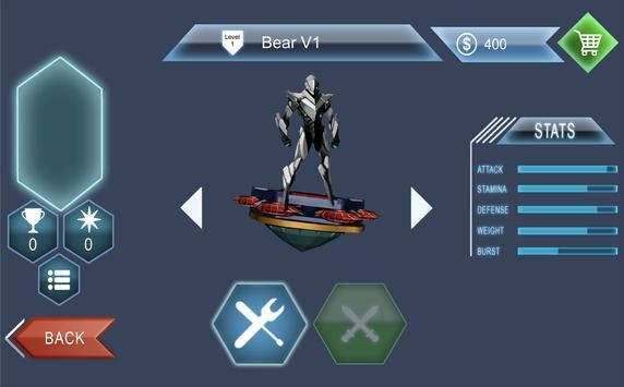 Spin Blade screenshot 1