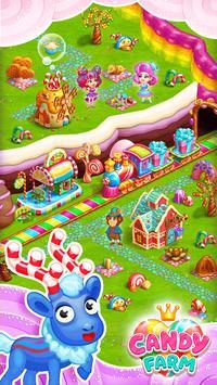 Sweet Candy Farm: Granja con Magia y Dulces Gratis captura de pantalla 3
