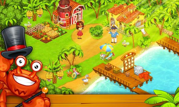 Farm Island screenshot 3