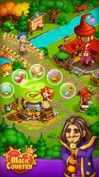 Волшебная Страна:  ферма фей и город сказок скриншот 3