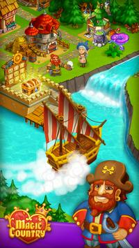 Волшебная Страна:  ферма фей и город сказок скриншот 8