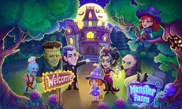 Monster Farm Poster