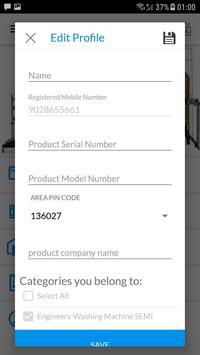 Miiuko India Service apk screenshot