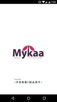 Mykaa poster