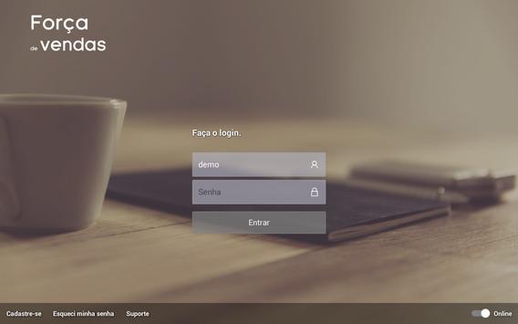 Força de Vendas screenshot 1