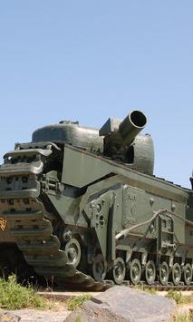 Wallpapers Heavy tank Churchil apk screenshot