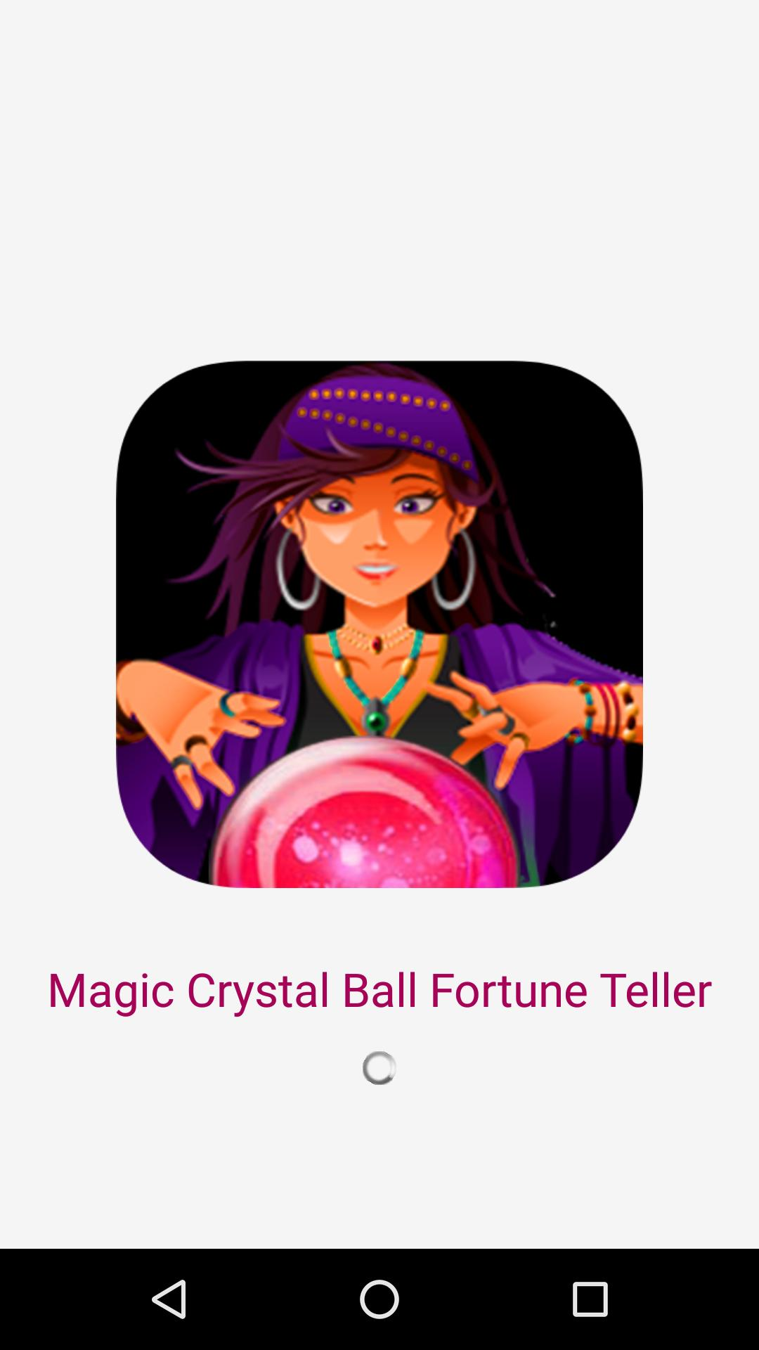 Ask your question online free Magic Crystal ball for Android - APK