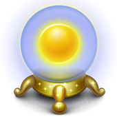 Crystal Ball Fortune Teller icon