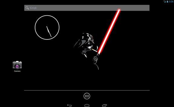 Darth Vader Live Wallpaper apk screenshot